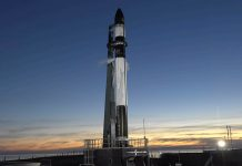 Rocket Lab deploy three DOD satellites.