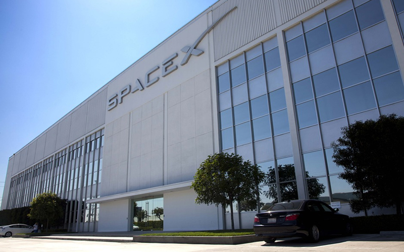 SpaceX recorded an estimated $2 billion in revenue in 2018.