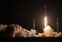 SpaceX has successfully launched the first 60 Starlink satellites.