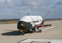 The USAF X-37B space plane has now been in orbit for more than 600 days.