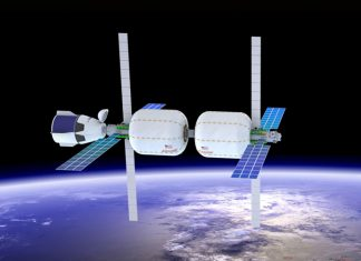 Bigelow Space Operations secure four SpaceX Crew Dragon mission to ISS.