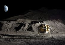 NASA select three commercial partners to supply lunar lander services.