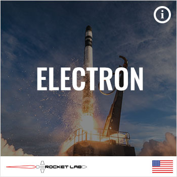 Rocket Index: Rocket Lab Electron rocket