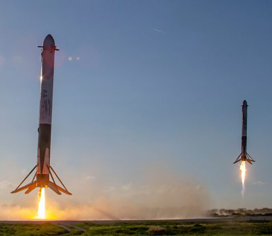 SpaceX will break records during the STP-2 Falcon Heavy mission.