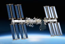 An International Space Station LEGO set will be released in 2020.