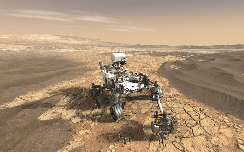 NASA has selected two partners to run a Mars 2020 Name the Rover contest.