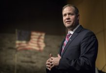 NASA Administrator Jim Bridenstine estimates NASA will need $30 billion for Artemis Moon program.