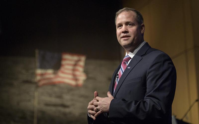 NASA Administrator Jim Bridenstine estimates NASA will need $30 billion for Artemis Moon program.