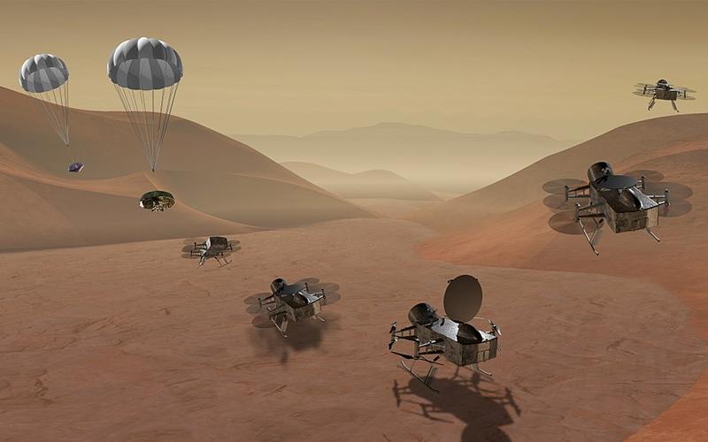 NASA will announce  next major planetary science on June 27, 2019.