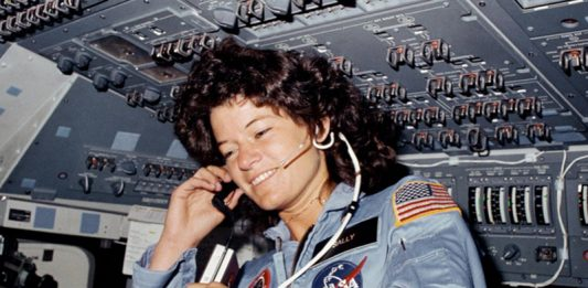 Today in 1983, Sally Ride became the first American woman in space.