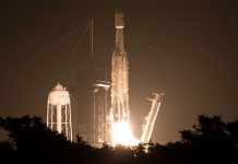 SpaceX has successfully launched 25 payloads aboard the STP-2 Falcon Heavy mission.