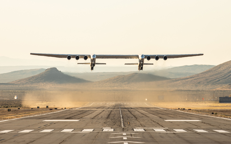 Stratolaunch is reportedly closing its doors just months after historic flight.