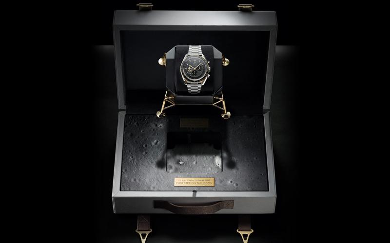 The price of the Omega Apollo 11 50th anniversary steel Speedmaster skyrockets.