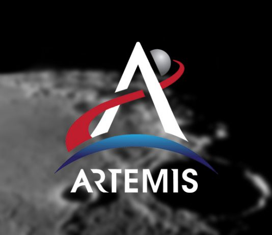 NASA releases new Artemis logo.
