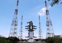 India launch Chandrayaan-2 mission to the Moon.