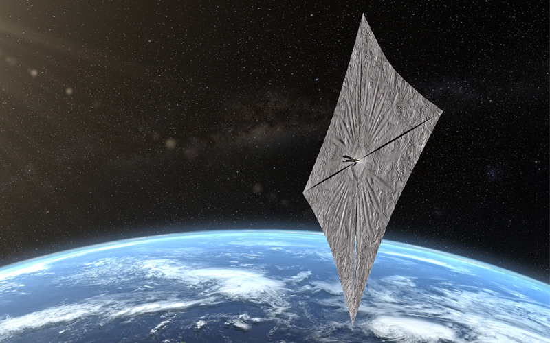 The deployment of the LightSail 2 spacecraft's solar sail has been delayed a day.
