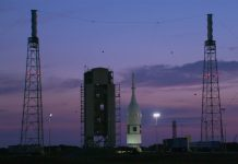 NASA has successfully completed an in-flight abort test of its Orion spacecraft.
