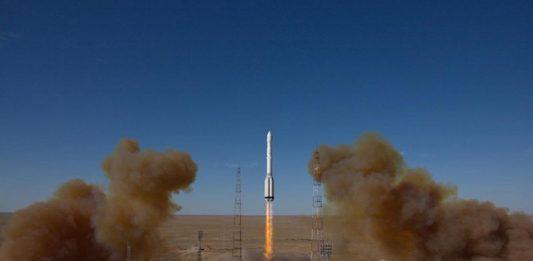 Russia launch Spektr RG space observatory aboard Proton-M rocket.