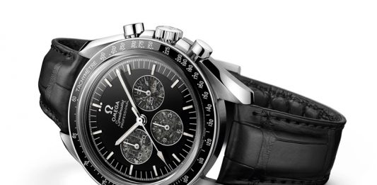 Omega release third Apollo 11 watch, the Speedmaster Moonwatch 321 Platinum.