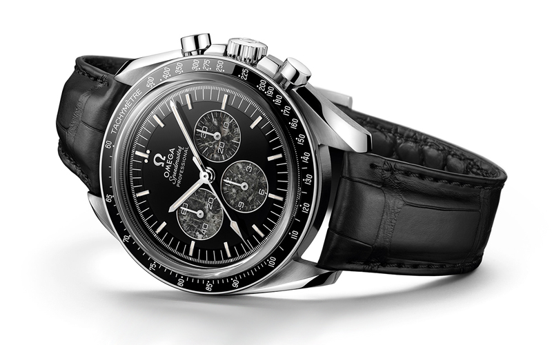 Omega release third Apollo 11 watch, the Speedmaster Moonwatch 321 Platinum.