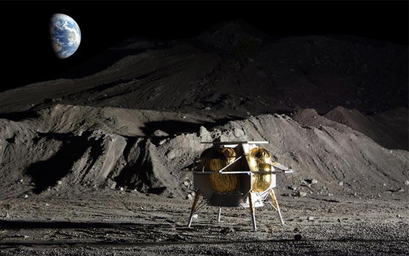 Astrobotic Technology Peregrine lunar lander to launch aboard first Vulcan Centaur flight.