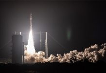 ULA launch AEHF-5 Air Force communications satellite.