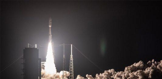 ULA launch AEHF-5 Air Force communications satellite.