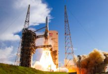 ULA Launch final Delta IV Medium mission.
