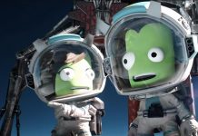 Star Theory Games release stunning Kerbal Space Program 2 trailer.