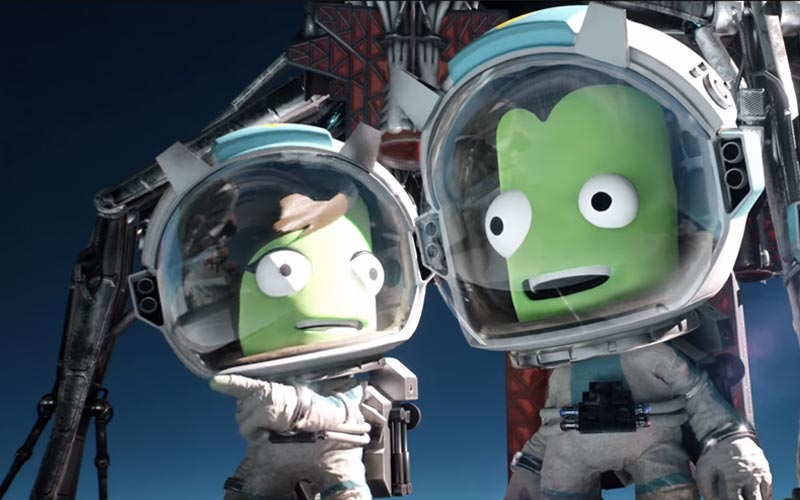 Star Theory Games Drop Stunning Kerbal Space Program 2 Trailer