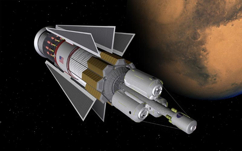 The US hopes to promote the use of nuclear-powered systems for space travel with new policy.