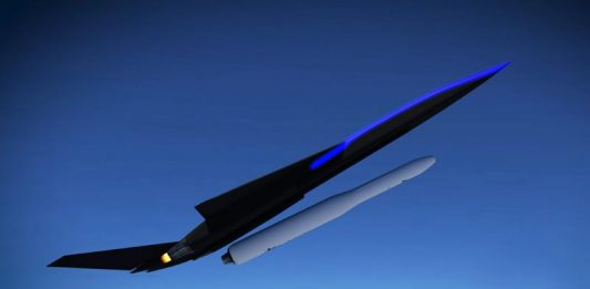 Vector Air Force contract has been awarded to Aevum.