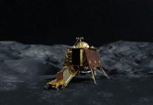 The Vikram lander has successfully separated from the Chandrayaan-2 orbiter in lunar orbit.