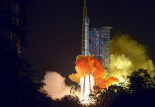 China launch two BeiDou-3 satellites aboard Long March 3B.