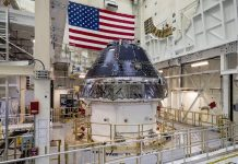 NASA has awarded a contract to Lockheed Martin to produce up to 12 Orion spacecraft.