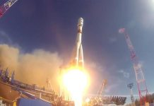 Russia have launched two Soyuz mission within 24 hours.