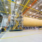 NASA to award a contract to Boeing to produce 10 more SLS core stages
