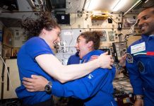 Christina Koch and Jessica Meir will conduct the first all-female spacewalk on October 21.