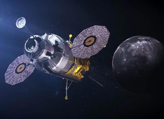 NASA will award the maiden Artemis Moon mission to the first company to complete a lunar lander.