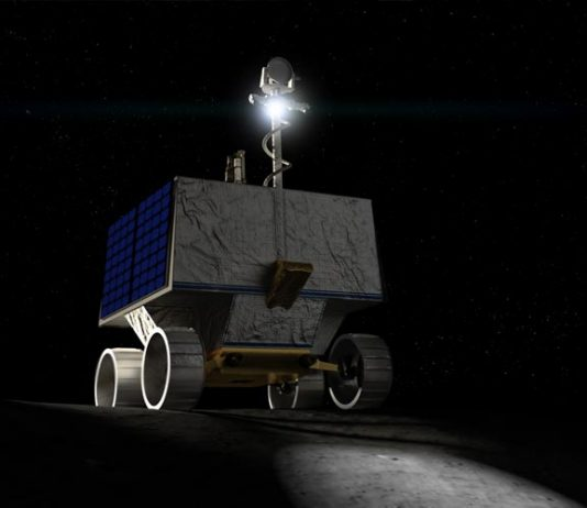 NASA VIPER rover to search for water on the Moon's surface.