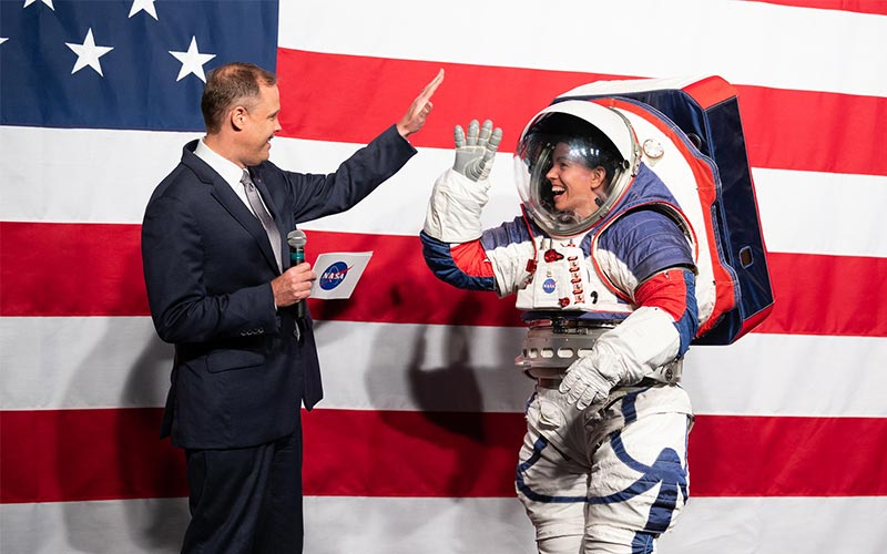 Next-Generation NASA Spacesuit Receives Mixed Reactions