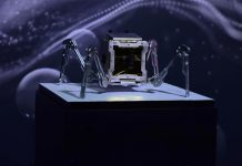 SpaceBit to secure spot aboard Astrobotic Peregrine lander for a robotic spider lunar rover.