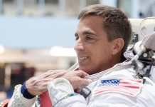 Chris Cassidy to become the lone NASA astronaut aboard the International Space Station for as long as six months.