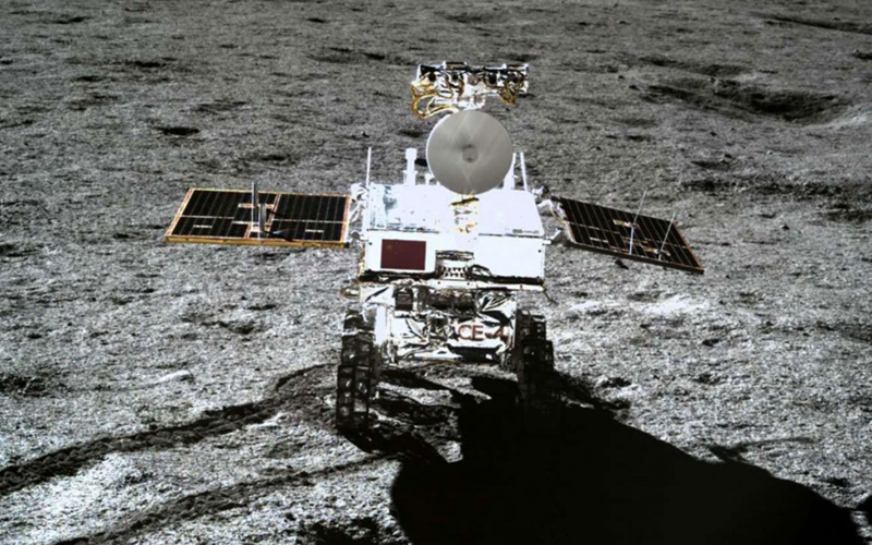 Chang'e 4 touches down on the far side of the Moon- the most important spaceflight moments of 2019.