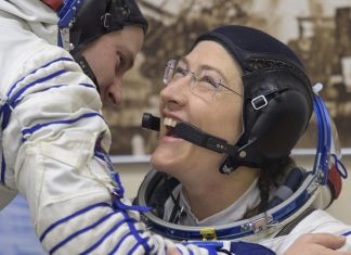 Christina Koch has broken the record the longest single spaceflight by a woman.