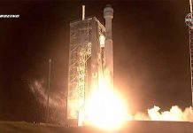 The maiden flight of the Boeing Starliner spacecraft has been launched from Cape Canaveral aboard an Atlas V.
