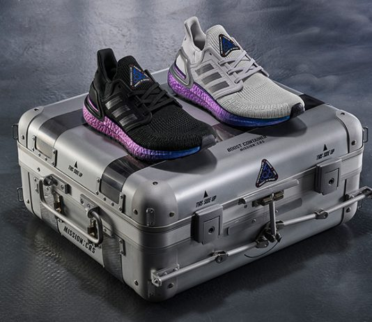 Adidas has partnered with ISS National Laboratory to release the Ultraboost 20 sneakers.