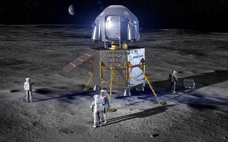 H.R. 5666 shifts the focus of Artemis from the Moon to Mars.