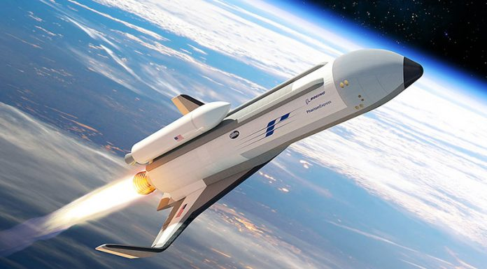 Boeing has pulled out of a DARPA spaceplane development program.