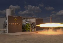 A fire broke out at a Firefly Aerospace facility during an Alpha first stage test.